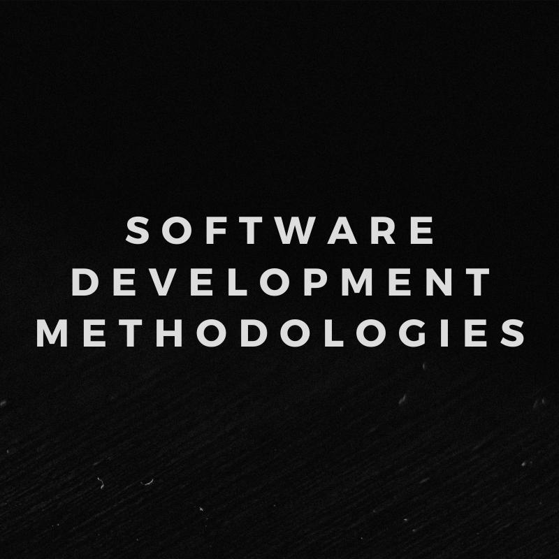 Software development methodlogies blog post image image